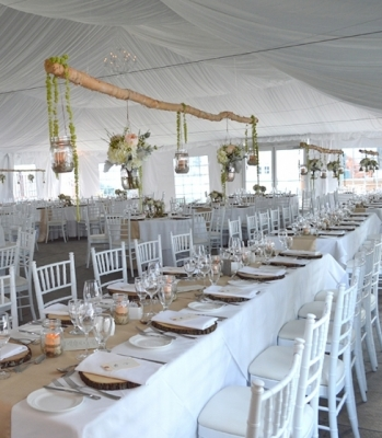 Muskoka Wedding Tent Rental