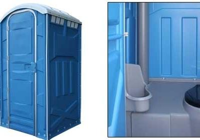 portable washrooms/sanitation rentals