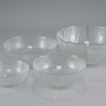 Glass Bowls & Accessories